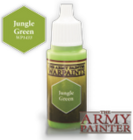 The Army Painter Acrylics Warpaints - Jungle Green
