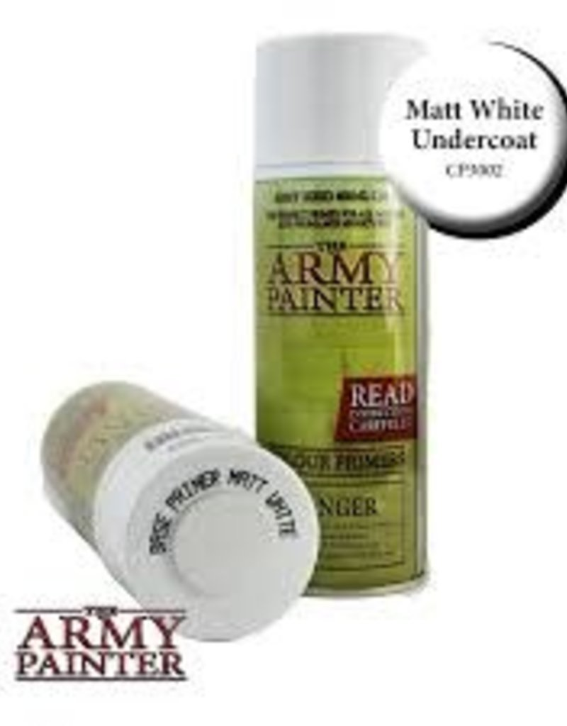 The Army Painter Army Painter - Primer White Matte