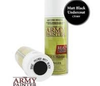 Army Painter - Primer Black Matte