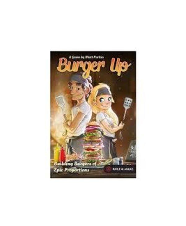 Burger Up (EN)
