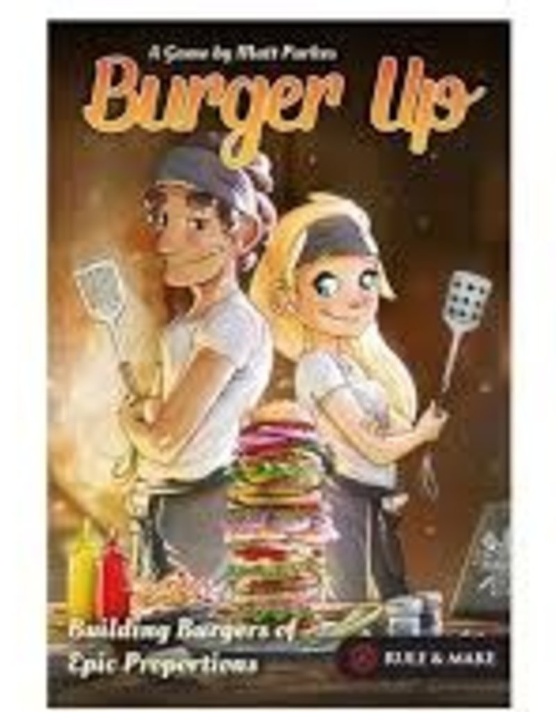 Greenbrier Games Burger Up (EN)