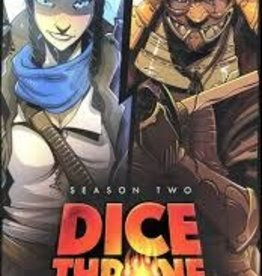 Roxley Dice Throne: Season Two: #1 Gunslinger vs Samurai (EN)