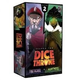 Roxley Dice Throne: Season Two: #2 Tactician vs Huntress (EN)