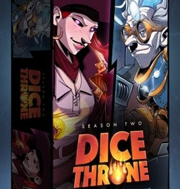 Roxley Dice Throne: Season Two: #3 Cursed Pirate vs Artificer (EN)