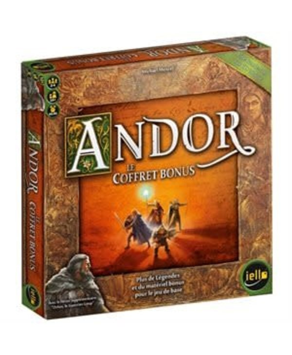 Andor: Ext. Le Coffret Bonus (FR)