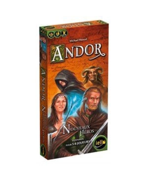 Andor: Ext. Nouveaux Héros (FR)