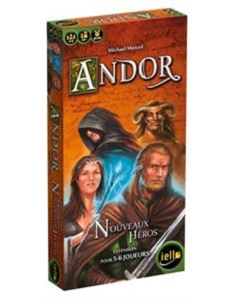 Iello Andor: Ext. Nouveaux Héros (FR)