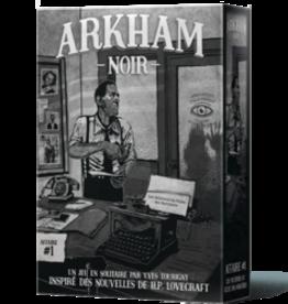 Edge Arkham Noir: Affaire #1: Les Meurtres Du Culte Des Sorcières (FR)