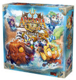 Cool Mini Or Not Arcadia Quest: Ext. Riders (EN)