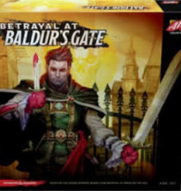 Avalon Hill Betrayal: At Baldur's Gate (EN)