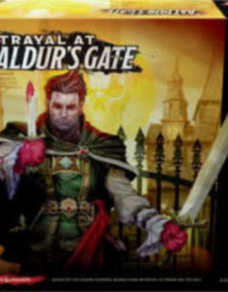 Wizard Of The Coast Betrayal: At Baldur's Gate (EN)