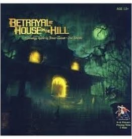 Avalon Hill Betrayal: At House On The Hill (EN)