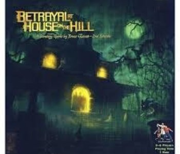 Betrayal: At House On The Hill (EN)