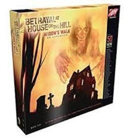 Avalon Hill Betrayal: At House On The Hill: Ext. Widow's Walk (EN)
