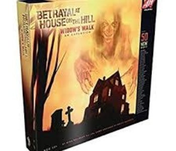 Betrayal: At House On The Hill: Ext. Widow's Walk (EN)