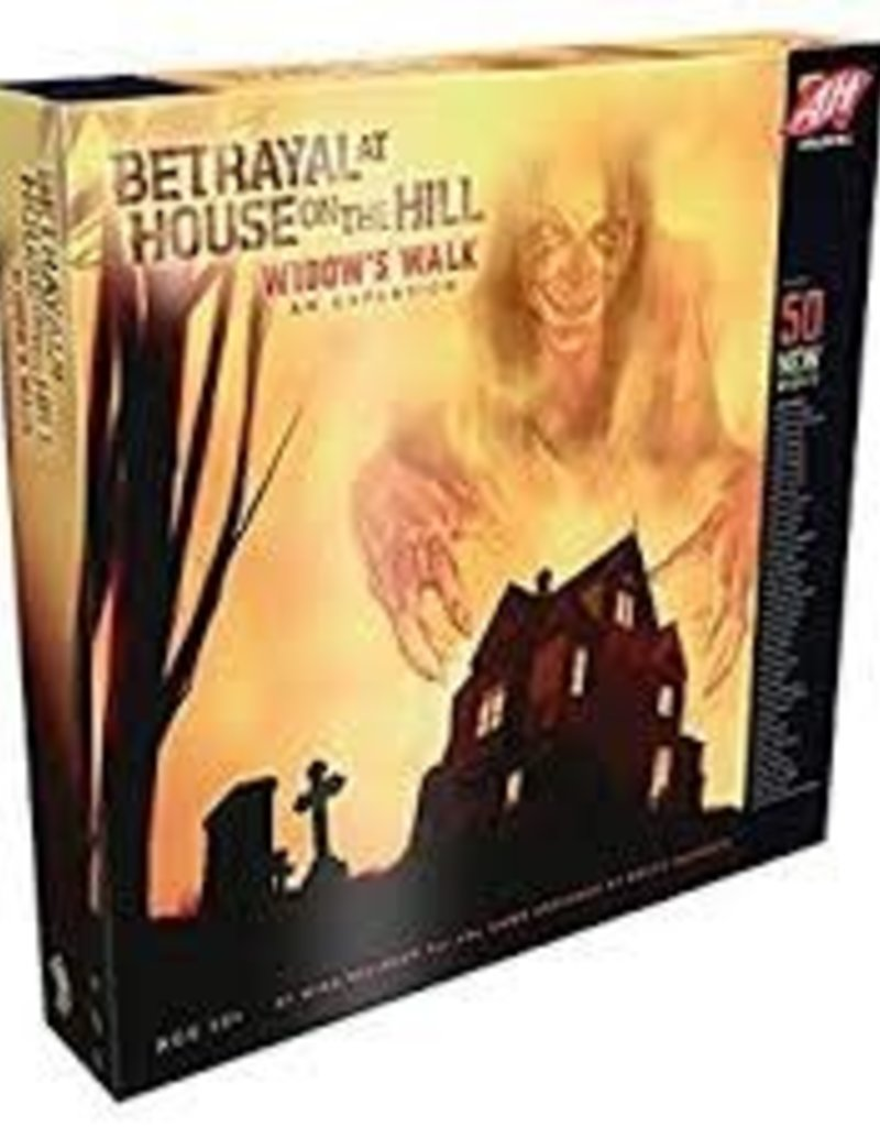 Wizard Of The Coast Betrayal: At House On The Hill: Ext. Widow's Walk (EN)