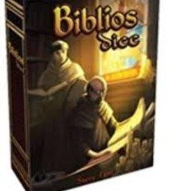 Doctor Finns Games Biblios Dice (EN)