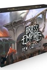 Rock Manor Games Brass: Empire: Ext. New Canton (EN)