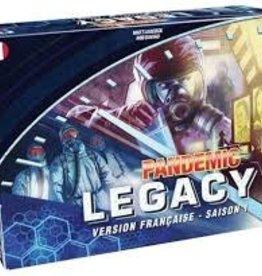 Z-Man Games, Inc. Pandemic: Legacy: Saison 1: Bleu (FR)