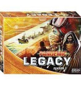 Z-Man Games Pandemie: Legacy: Saison 2: Jaune (FR)  (commande spéciale)