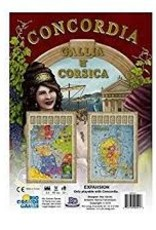 Rio Grande Games Concordia: Ext. Gallia And Corsica (EN)