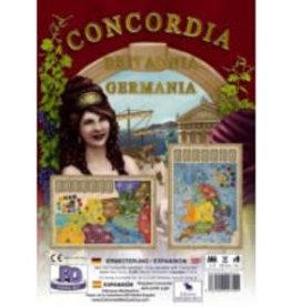 PD Game Concordia: Ext. Britania And Germania (EN)