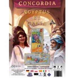 Rio Grande Games Concordia: Ext. Aegyptus And Creta (EN)