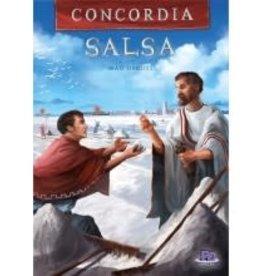 Rio Grande Games Concordia: Ext. Salsa (EN)
