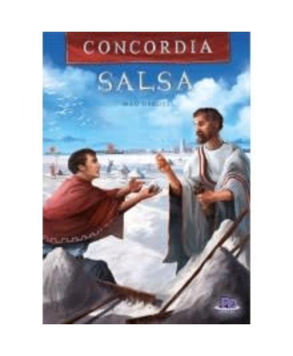 Concordia: Ext. Salsa (EN)