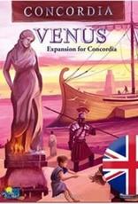 Rio Grande Games Concordia: Ext. Venus (EN) (Commande Spéciale)