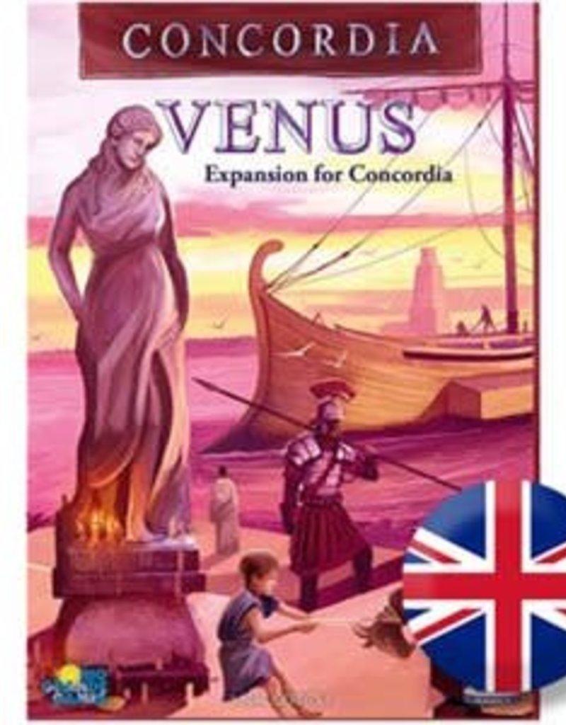 Rio Grande Games Concordia: Ext. Venus (EN)