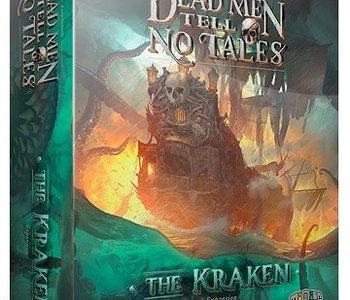 Dead Men Tell No Tales:  Ext. The Kraken (EN)