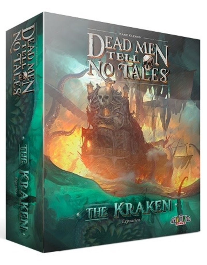 Minion Games Dead Men Tell No Tales:  Ext. The Kraken (EN)