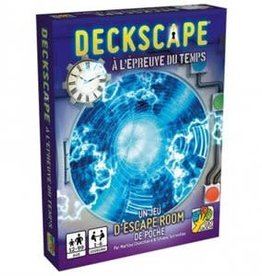 Dv Giochi Deckscape: A L'Épreuve du Temps (FR)