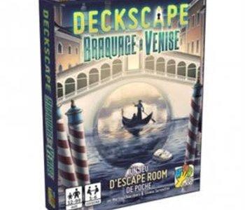 Deckscape 3: Braquage à Venise (FR)