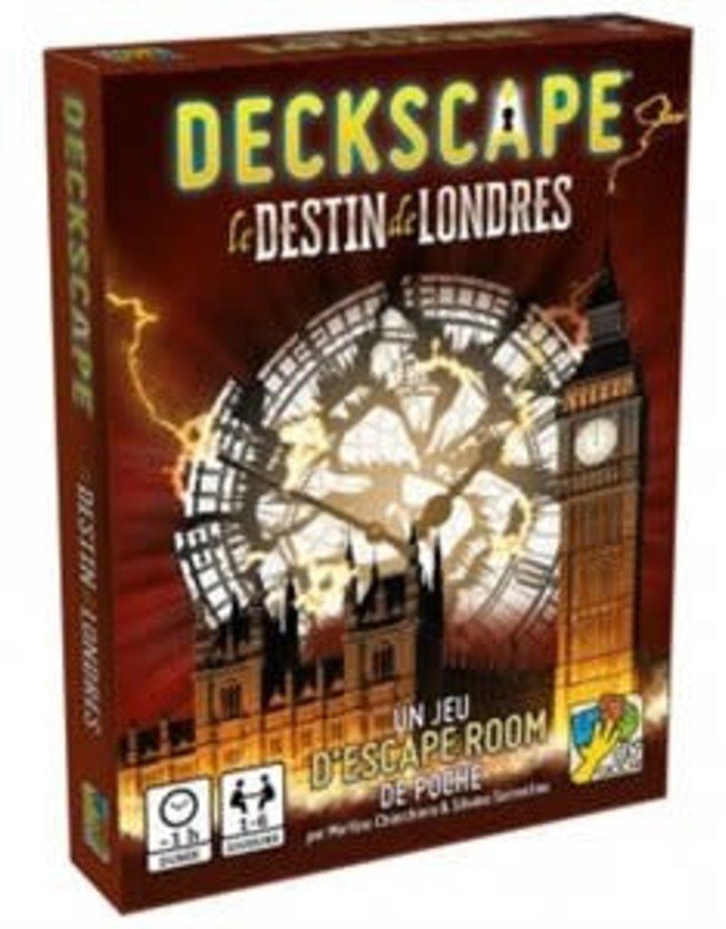 Dv Giochi Deckscape 2: Le Destin de Londres (FR)