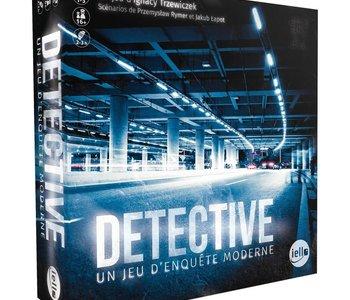 Detective: Un Jeu D'Enquête Moderne (FR)