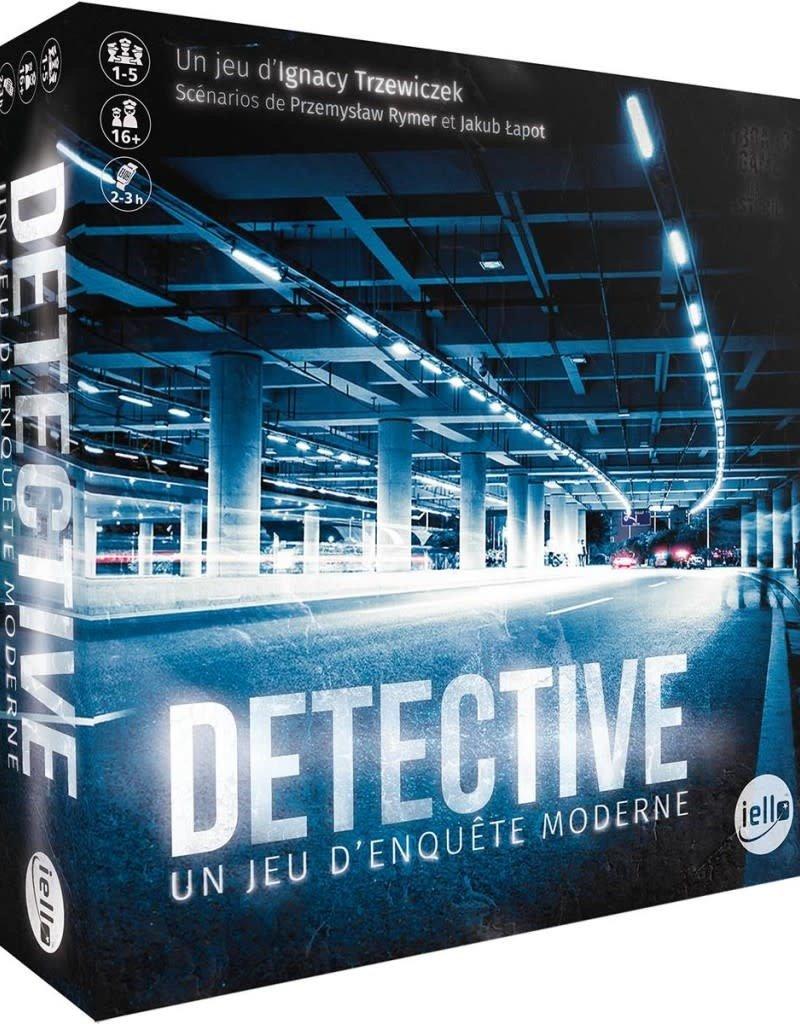 Portal Games Detective: Un Jeu D'Enquête Moderne (FR)