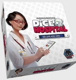 Alley Cat Games Dice Hospital: Deluxe Edition (EN) 2 Items