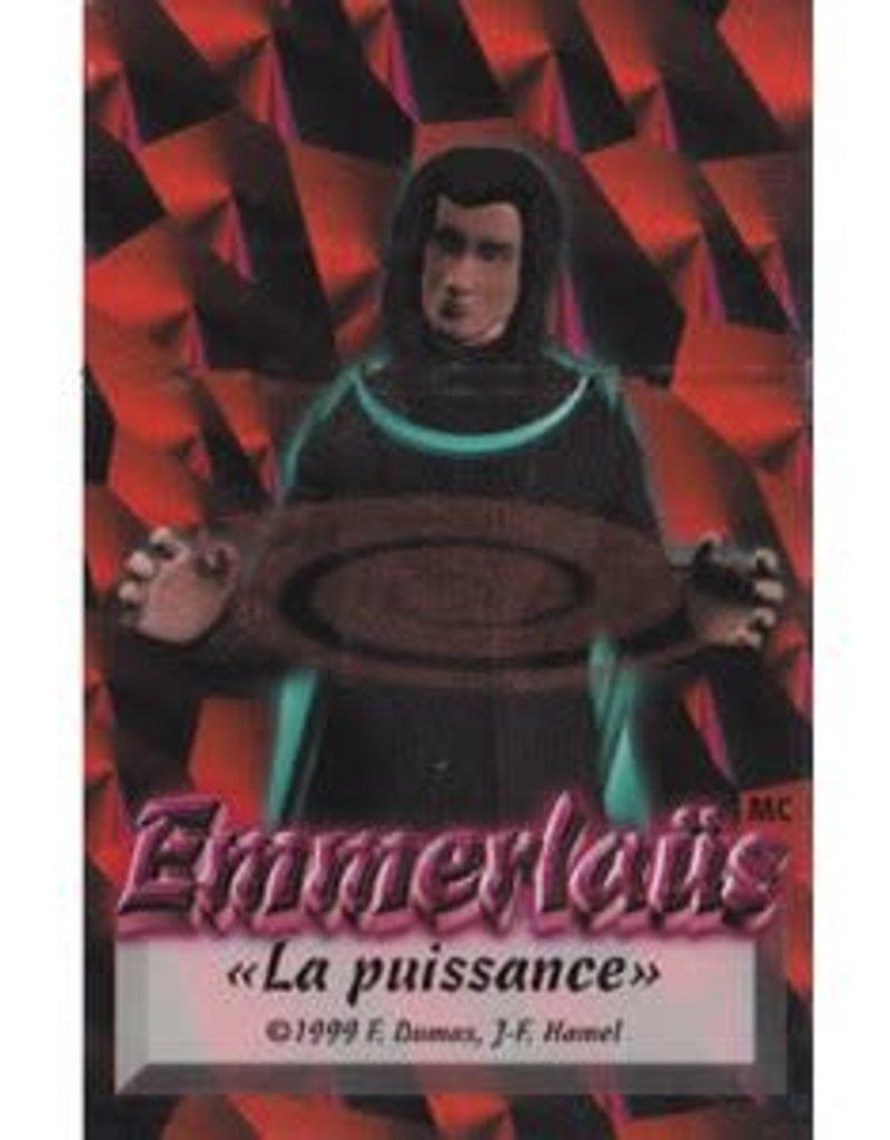 Créations Chaos inc. Emmerlaus: Le Duel Des Magiciens: Ext. La Puissance (FR)