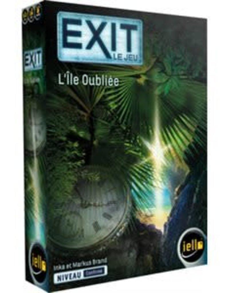 Iello Exit: L'Île Oubliée (FR)
