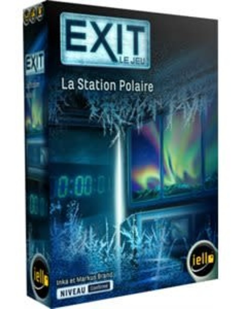 Iello Exit: La Station Polaire (FR)