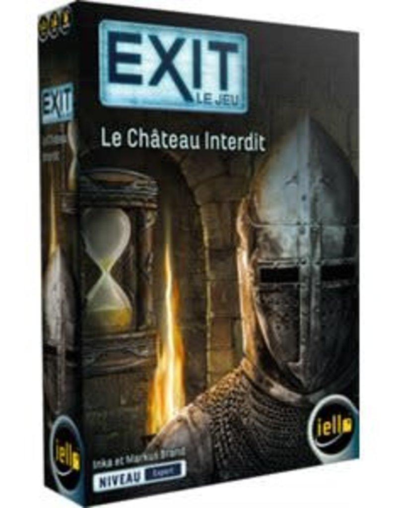 Iello Exit: Le Château Interdit (FR)