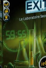 Iello Exit: Le Laboratoire Secret (FR)