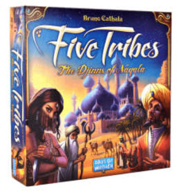 Days of Wonders Five Tribes: Les Djinns de Naqala (FR)