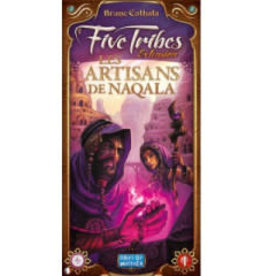 Days of Wonders Five Tribes: Ext. Les Artisans de Naqala (FR)