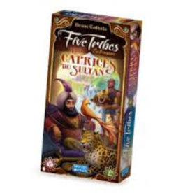 Days of Wonders Five Tribes: Ext. Les Caprices du Sultan (FR)