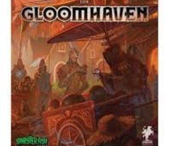 Gloomhaven: Ext. Removable Sticker Set (EN)