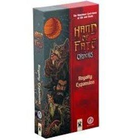 Defiant Hand of Fate: Ordeals: Ext. Royalty (EN) (commande spéciale)