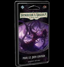Fantasy Flight Précommande: Horreur A Arkham JCE: Ext. Pour Le Bien Commun (FR)